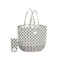 Sac pic nic - porte bouteille isotherme