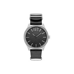 Montre Oxley Black LHR - Strom
